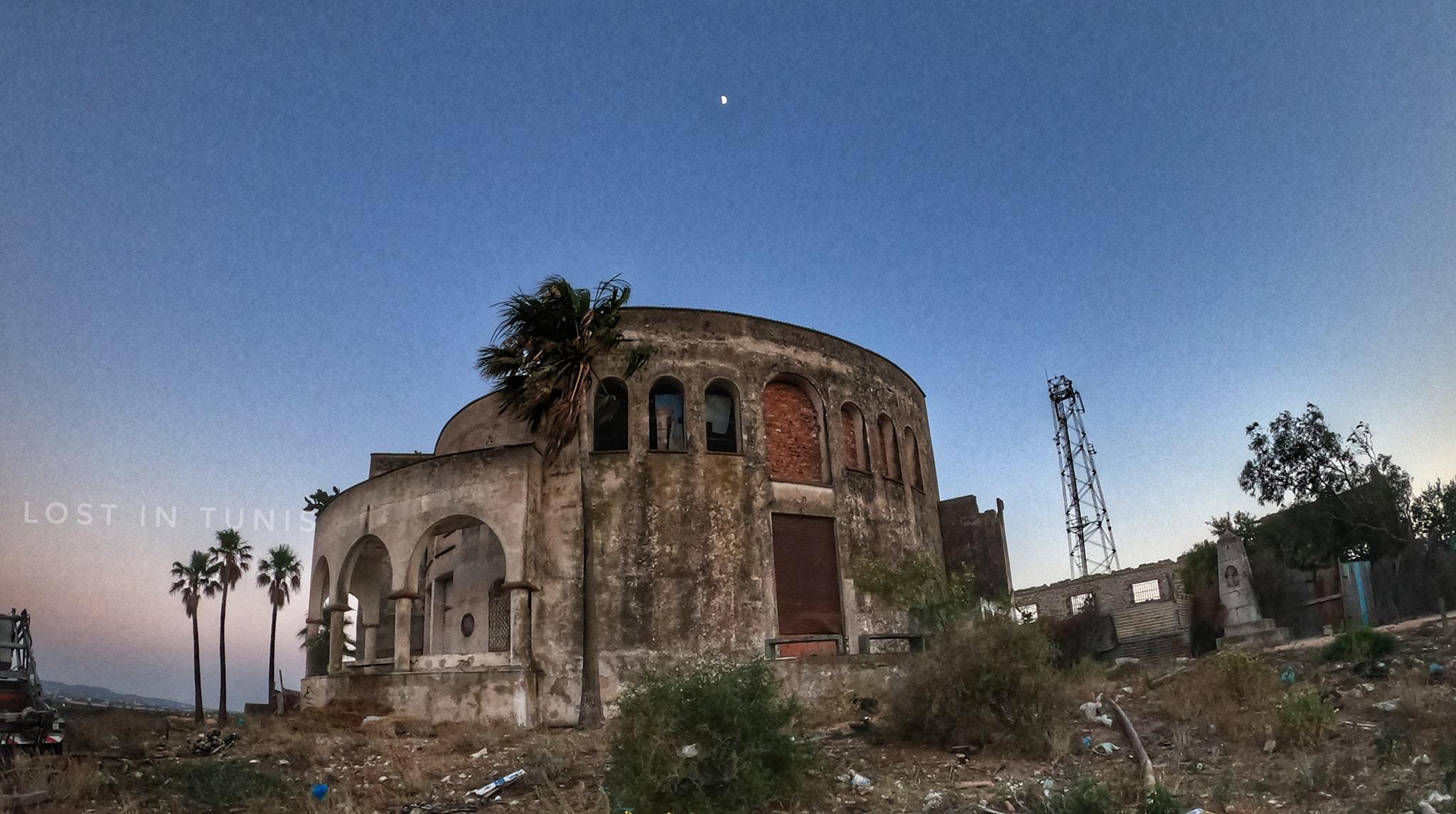 Palais Mussolini Villa Zodiac Lost In Tunis